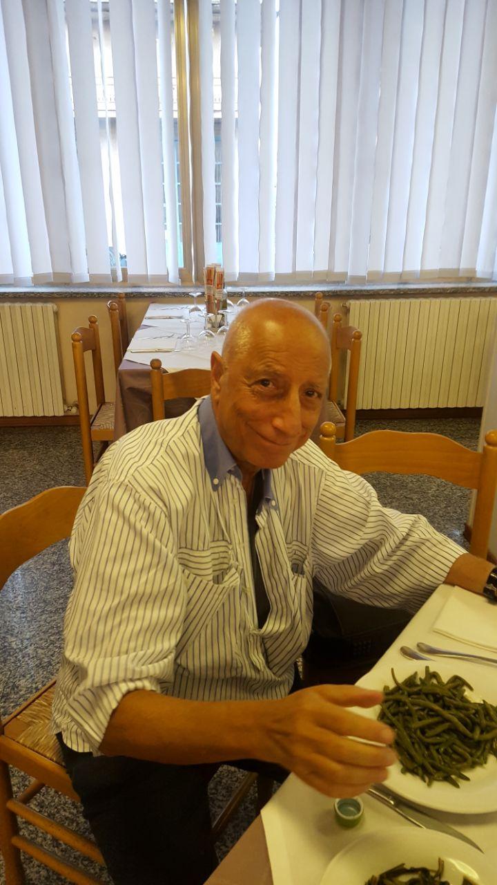 Pippo Franco all'hotel San Crispino di Macerata