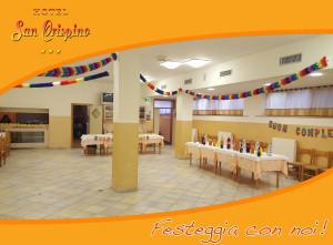 sala per feste a Macerata