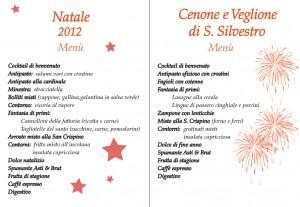 Menu Di Natale Cenone.Menu Hotel San Crispino Macerata Hotel Ristorante Macerata